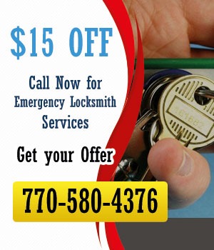 Locksmith Service Marietta  Offer
